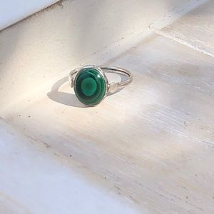 NEW! Malachite Ring